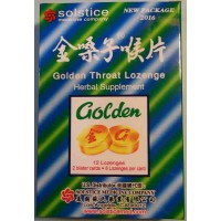 10 Golden Herbal Lozenge