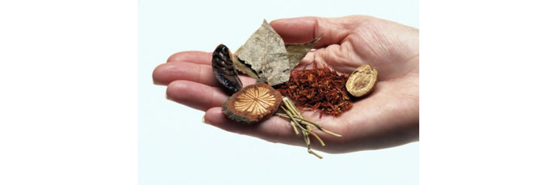 Traditional Chinese Medicine (TCM) Herbal Formulas