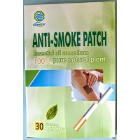 Anti-Smoke Herbal Patches