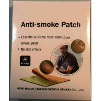10 Anti-Smoke Herbal Patch