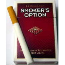 Cinnamon Smokers Option