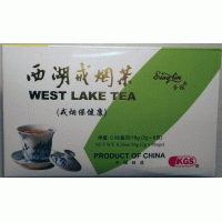 10 West Lake Smoker's Herbal Green Tea